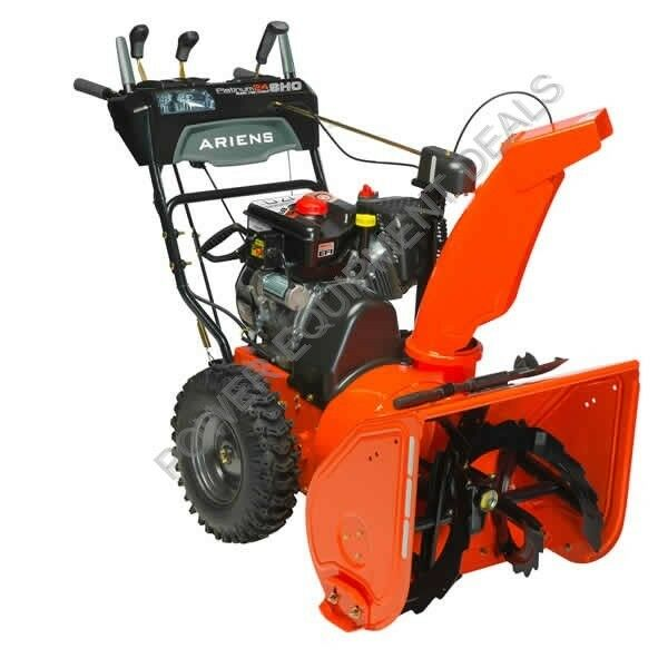 Ariens Platinum (24') 369cc Two-Stage Snow Blower w EFI Engine 921053