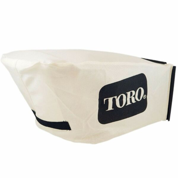 NEW GENUINE OEM TORO PART # 115 4673 GRASS BAG ONLY FOR TORO RECYCLER MOWERS