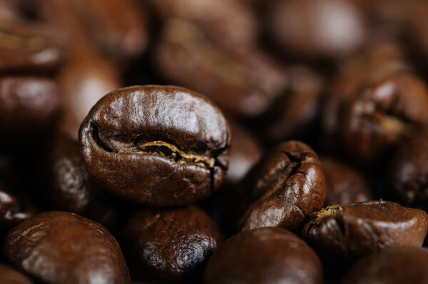 2 ONE POUND BAGS OF ESPRESSO  FRESH ROASTED COFFEE BEANS Whole Bean Coffee
