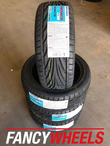 4 NEW Toyo Proxes T1R 78V 195/45R15 195 45 15 1954515  Performance Tires