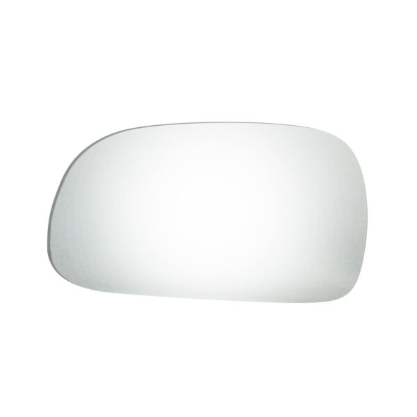 REPLACEMENT LEFT DRIVER SIDE LH FLAT MIRROR GLASS FOR 1993-1997 TOYOTA COROLLA