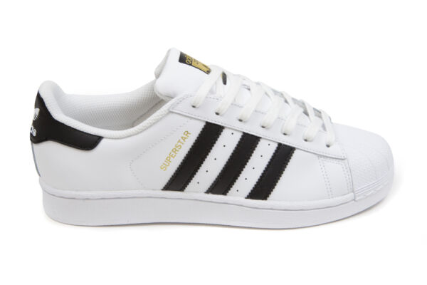 Adidas Originals Women's Superstar in White/Black C77153 BNIB