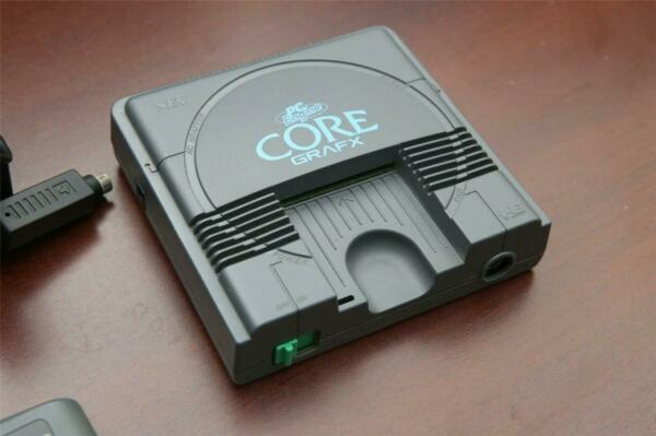 PC Engine Core Grafx console only Japan NEC PITG3 system US Seller $142.00