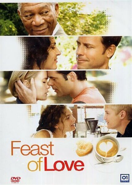 FILM DVD - FEAST OF LOVE - Nuovo!!