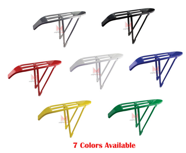NEW 26quot; Beach Cruiser Carrier Rack Bicycle Storage Rear Mount Bike Cargo Holder $34.99