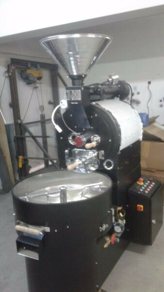 Sevval  Proster Coffee Beans Roaster 15 Kg 33Lbs per batch
