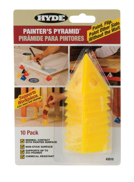 Hyde Painter'S Pyramid Work Supports 200 Lb