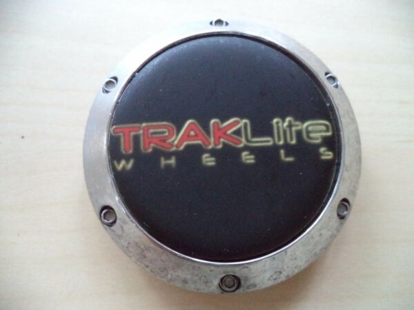 Trak Lite Wheels Chrome Custom Wheel Center Cap # 012K68 (1 CAP)