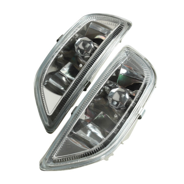 Clear Len Front Bumper Driving Fog Lights Lamps For 2001-2002 Toyota Corolla 01