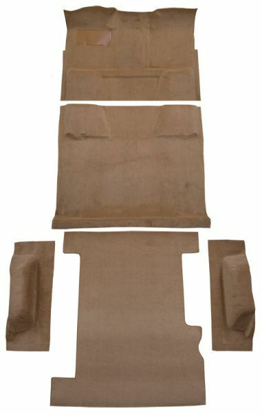 Carpet Kit For 1973 Chevy Suburban Complete Kit 2 WD Automatic