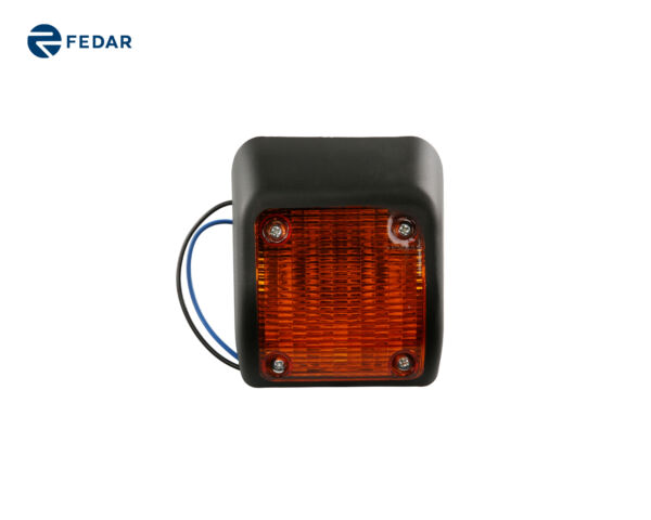Commercial Truck Side Indicator Turn Signal Light Assembly For Volvo