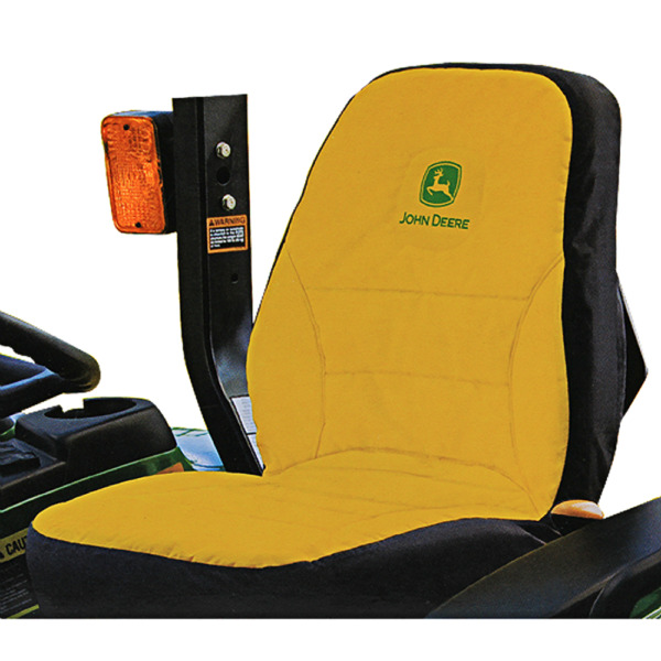 John Deere #LP95233 Seat Cover For Compact Utility Tractors Large