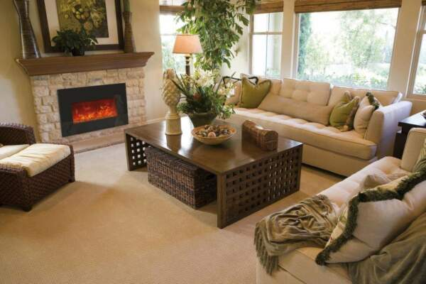 Amantii Insert Series Electric Fireplace 30quot;