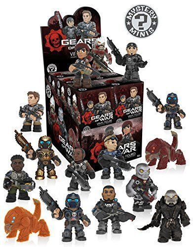 Funko Gears Of War Mystery Minis You Choose Complete Your Set From 2016