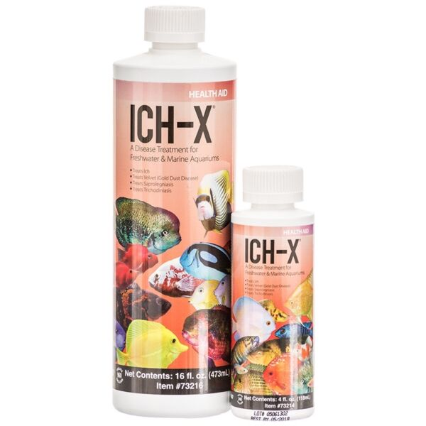 Hikari Ich-X Disease Treatment (Free Shipping In USA)