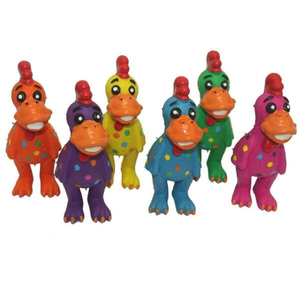 Multipet - Globkens Latex Chicken - Sm & Lg  Free Shipping   (Sold Individually) $6.95