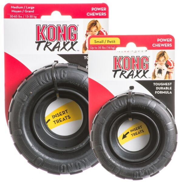 Kong Traxx Rubber Dog Toy  Free Shipping $14.95