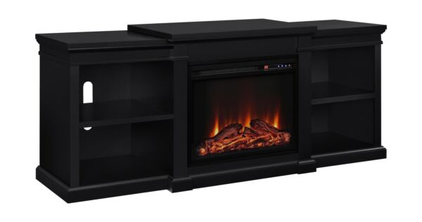 Altra Furniture Manchester TV Stand Fireplace 70