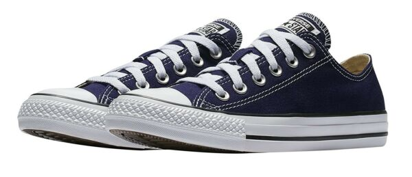 Converse Chuck Taylor All Star Ox Midnight Indigo 157657F Low Top Unisex Purple
