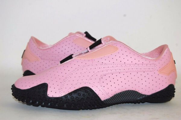 The Original Mostro Perfect EXT Candy Pink 34195304 Genuine Leather *DEAD STOCK