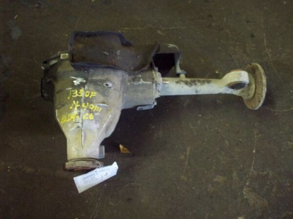 FRONT 4X4 CARRIER ASSEMBLY 3.55 RATIO W O VACUUM FITS 99 02 EXPEDITION 161396 $425.00