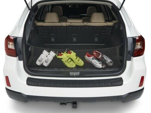 Envelope Style Trunk Cargo Net Rear For Subaru Outback 2015 - 2019 NEW