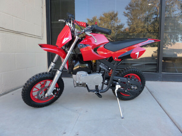 Brand New High Performance 4 Stroke 40cc Red Mini Dirt Bike $379.00
