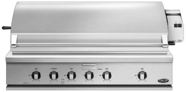 DCS Built-In Traditional Gas Grill with Rotisserie 48