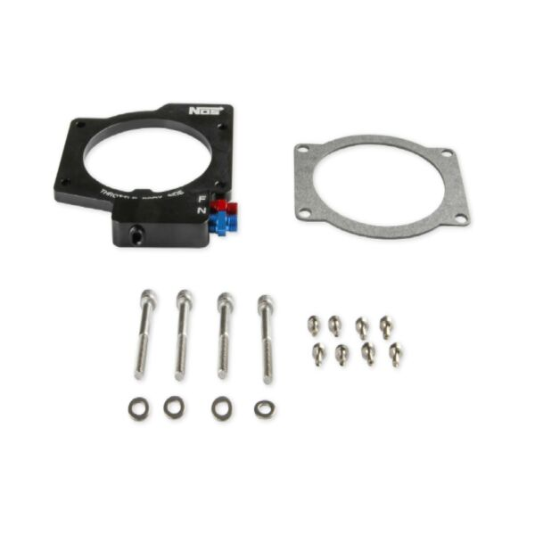 NOS 13436NOS LS3 Nitrous Plate Only Kit Fits 10-15 Camaro