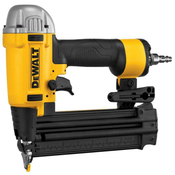 DEWALT Precision 18 Gauge 2 1 8 in. Brad Nailer DWFP12233R Certified Refurbished $65.99