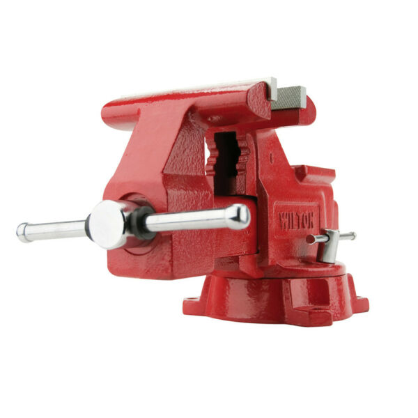 Wilton Utility Workshop Vise 6-12 in. with Swivel Base 11128 New