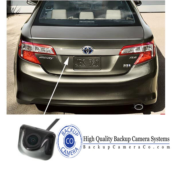Toyota Display Audio/Entune Backup Camera Kit - Camry, Corolla, Prius, RAV4 NEW!