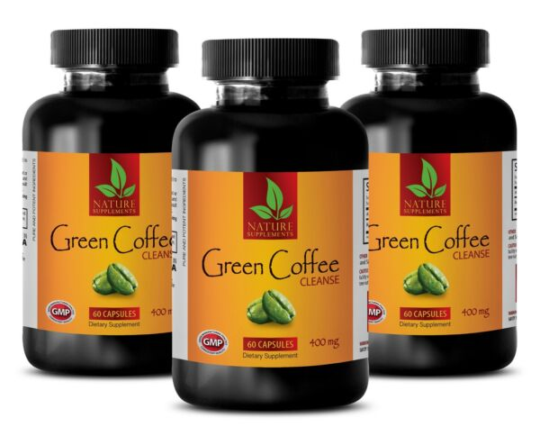 Rhubarb Plants - GREEN COFFEE BEAN EXTRACT CLEANSE - Antioxidant Supplement 3 B