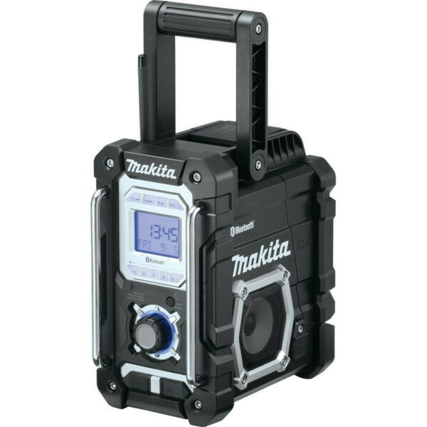 Makita 18V LXT Li-Ion FM/AM Job Site Radio (Bare) XRM04B-R Reconditioned