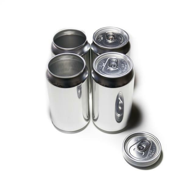 12 oz Beer Cans and Ends 246 Cans For All American or Oktober Can Seamers NEW