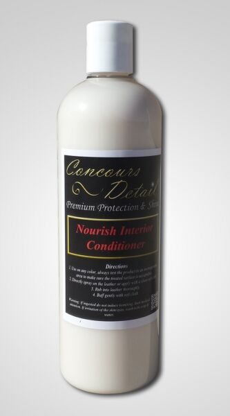 Concours Detail Premium Protection & Shine Car Cleaning - Interior Conditioner