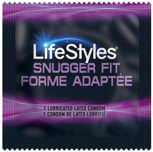 Lifestyles Snugger Fit Small Condoms - Choose Quantity 12-1008