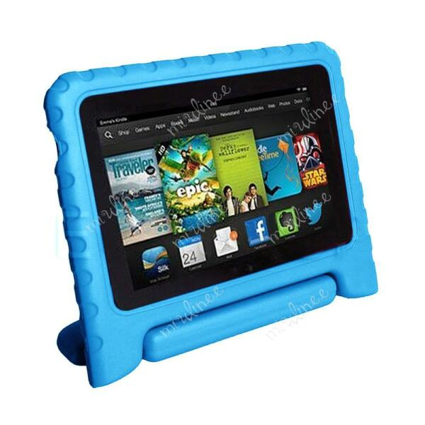 Kids Shockproof Stand Case For Amazon Kindle Fire 7 5th Gen Tablet 2015/2017 USA