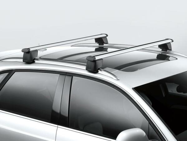 NEW OEM AUDI Q3 ROOF RACK CROSS BARS BASE CARRIER 2015 2018 8U0071151 $355.00