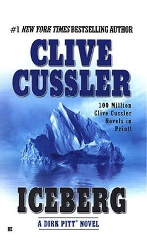 Iceberg by Clive Cussler: New $14.47