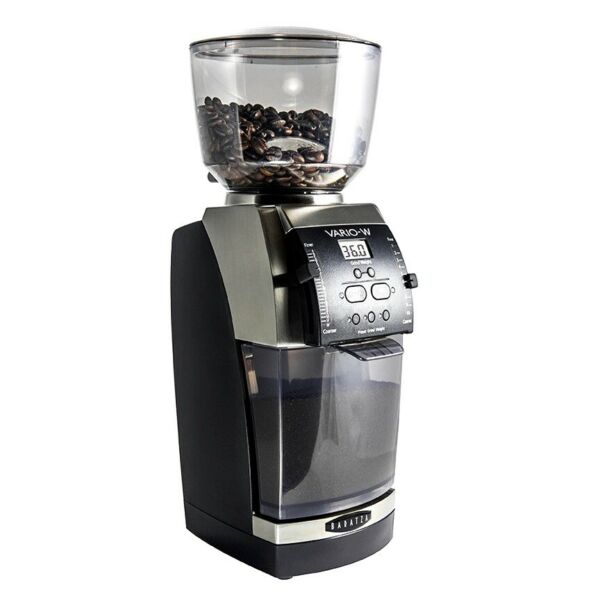New Baratza Vario-W 986 Ceramic Flat Burr Coffee Bean Grinder