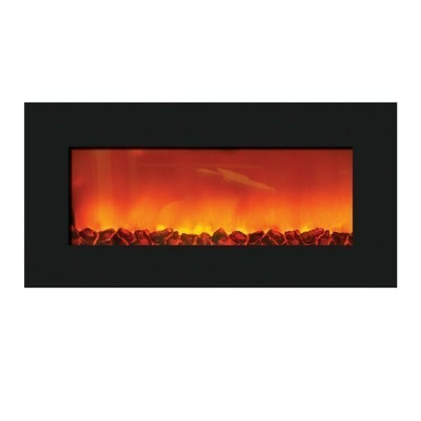 Sierra Flame Zero Clearance Electric Fireplace 36quot;
