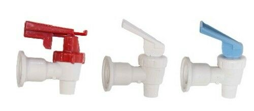 Oasis Sunroc MTN Water Cooler Valve with Red Child Safety 3 Pack