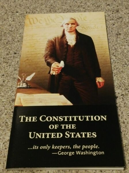 24000 Copies Customized Pocket Constitution of the United States