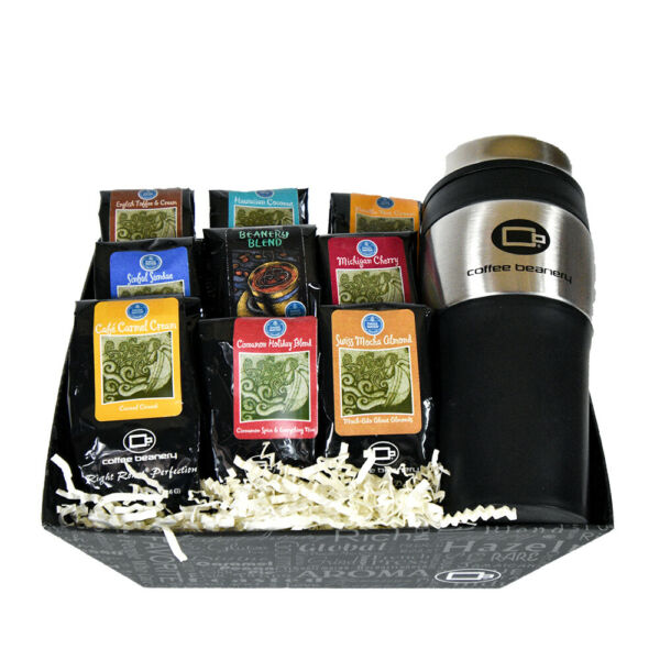 Specialty Decaf Coffee Gift Basket