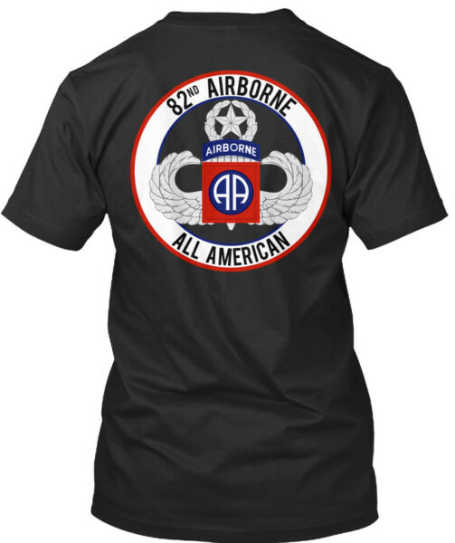 82nd Airborne Master - Aa 82 Nd All American Premium Jersey V-Neck