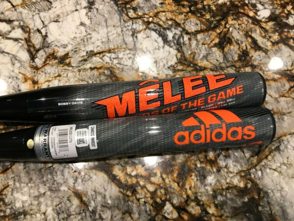 Adidas Melee 12inch Endload Senior Softball Bat -- STOCK  ROLLED or SHAVED