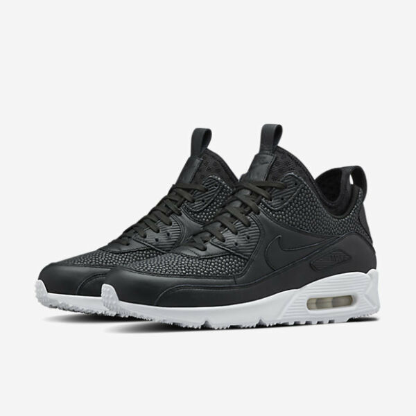 Nike Air Max 90 Sneakerboot Tech SP SZ 9 Schoeller Black NikeLab QS 728741-002