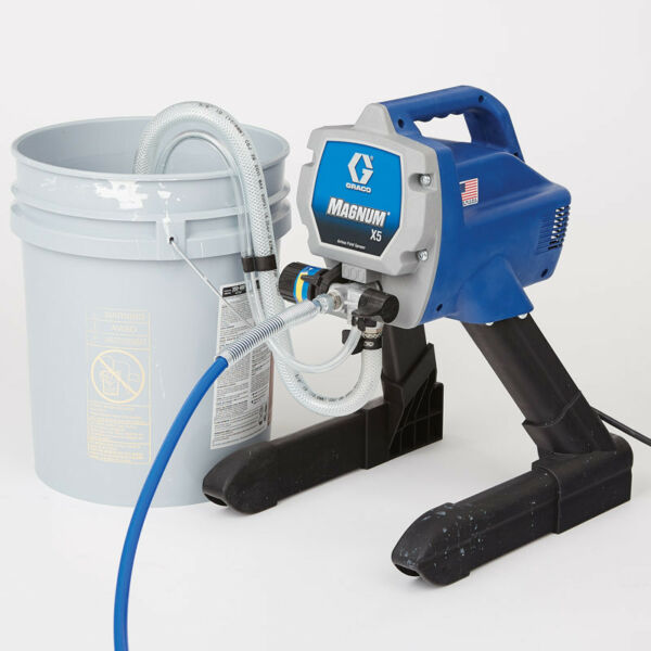 Graco Magnum X5 Electric Airless Sprayer 262800 1 Year Warranty Grade A LTS15 $207.00