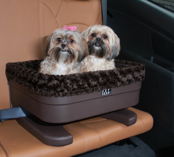 PET GEAR DOG BOOSTER LOOK OUT BUCKET CAR SEAT NEW COLOR $89.99